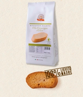 Health extra virgin olive oil biscuit