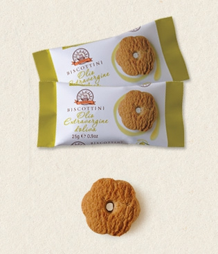 Extra virgin olive oil Mini Biscuits